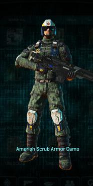 Nc amerish scrub combat medic