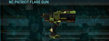 Jungle forest pistol nc patriot flare gun