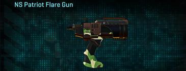 African forest pistol ns patriot flare gun