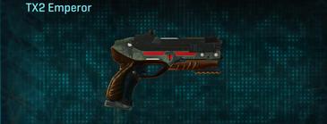 Amerish scrub pistol tx2 emperor