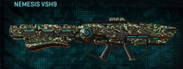 Scrub forest rocket launcher nemesis vsh9