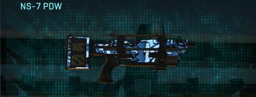 Nc alpha squad smg ns-7 pdw