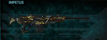 India scrub sniper rifle impetus
