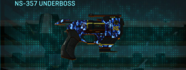 Nc digital pistol ns-357 underboss