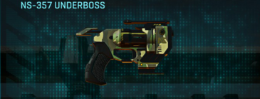Temperate forest pistol ns-357 underboss