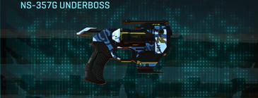 Nc alpha squad pistol ns-357g underboss
