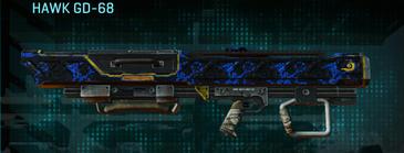 Nc loyal soldier rocket launcher hawk gd-68