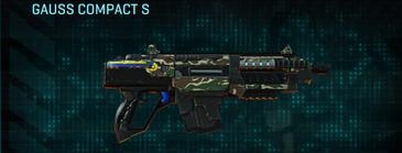 Scrub forest carbine gauss compact s