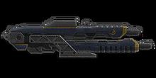 NCM1 Scattercannon