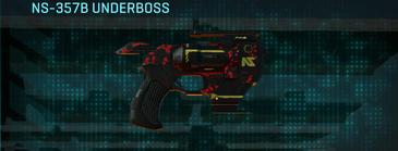Tr loyal soldier pistol ns-357b underboss
