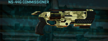 Palm pistol ns-44g commissioner
