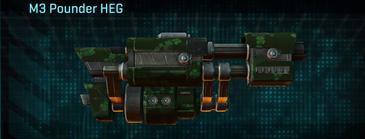 Clover max m3 pounder heg