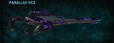 Vs alpha squad sniper rifle parallax vx3