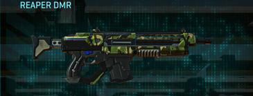 Jungle forest assault rifle reaper dmr