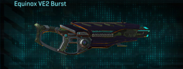 Amerish scrub assault rifle equinox ve2 burst