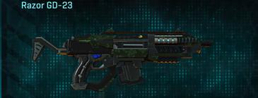 Clover carbine razor gd-23