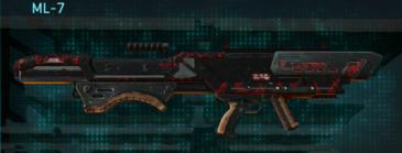 Tr loyal soldier rocket launcher ml-7