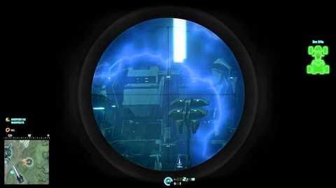 Planetside 2 Infiltrator's Handbook - Suppressor On Bolt Action