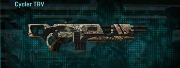 Arid forest assault rifle cycler trv