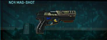 Woodland pistol nc4 mag-shot