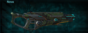 Amerish scrub shotgun nova