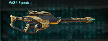 Sandy scrub sniper rifle va39 spectre