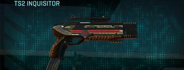 Woodland pistol ts2 inquisitor
