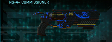 Nc loyal soldier pistol ns-44 commissioner