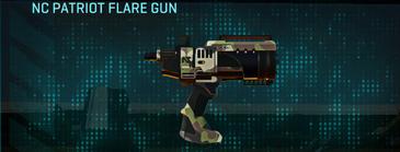 Woodland pistol nc patriot flare gun