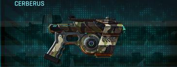 Woodland pistol cerberus