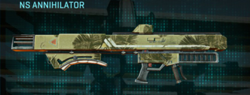 Palm rocket launcher ns annihilator