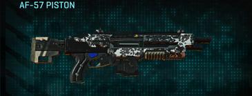 Snow aspen forest shotgun af-57 piston
