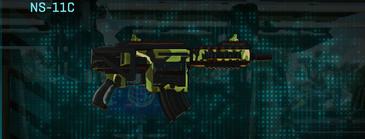 Jungle forest carbine ns-11c