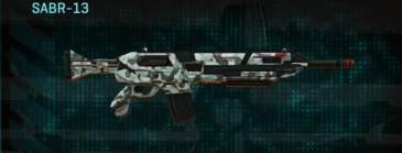 Northern forest assault rifle sabr-13