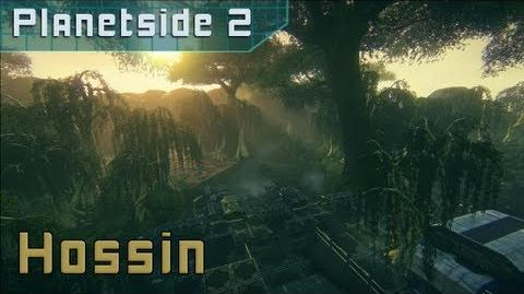 Planetside 2 - Hossin Preview!