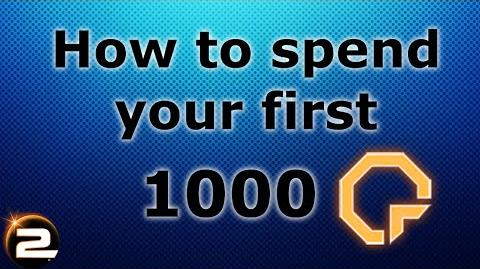 How to spend first 1000 certs- (Planetside 2)