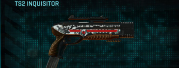 Snow aspen forest pistol ts2 inquisitor