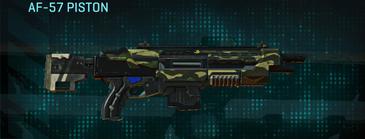 Temperate forest shotgun af-57 piston