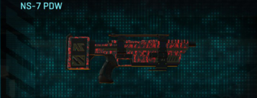 Tr digital smg ns-7 pdw