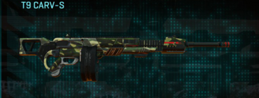 Temperate forest lmg t9 carv-s