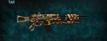 Giraffe assault rifle tar