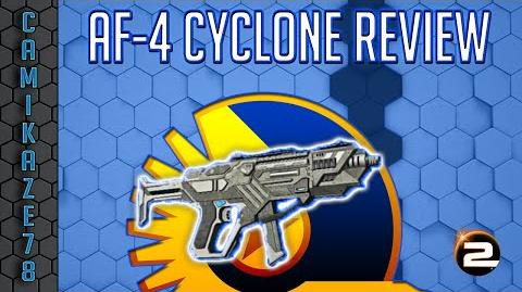 AF-4 Cyclone review by CAMIKAZE78 (2015.09.29)
