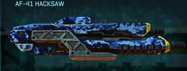 Nc digital max af-41 hacksaw
