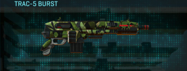 Jungle forest carbine trac-5 burst