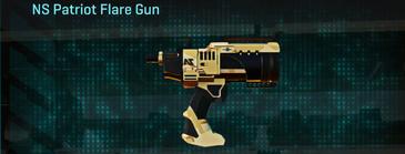 Sandy scrub pistol ns patriot flare gun