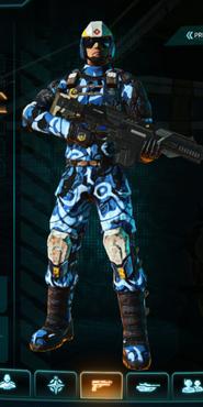 Nc alpha squad combat medic