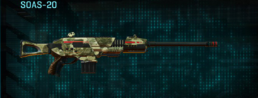 Palm scout rifle soas-20