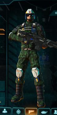 Nc clover combat medic