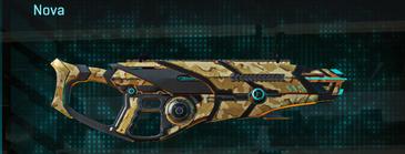 Sandy scrub shotgun nova