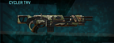 Woodland assault rifle cycler trv